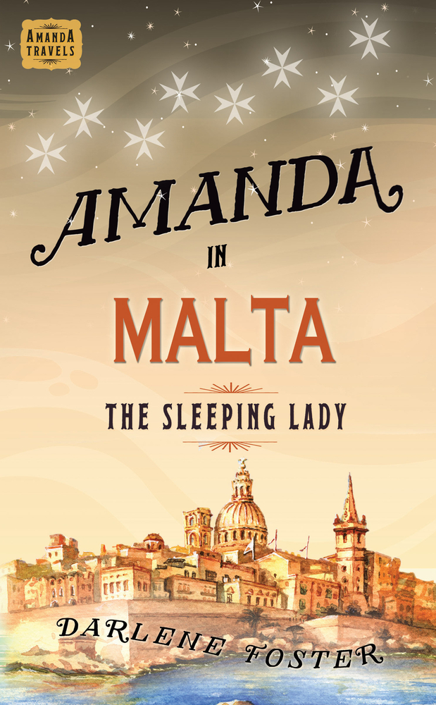 Amanda in Malta: The Sleeping Lady