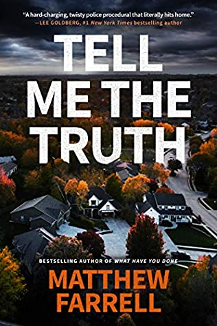 Tell Me the Truth (Adler and Dwyer, #2)