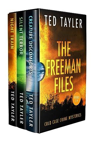 The Freeman Files Series: Book 7- 9 (The Freeman Files Box Set)