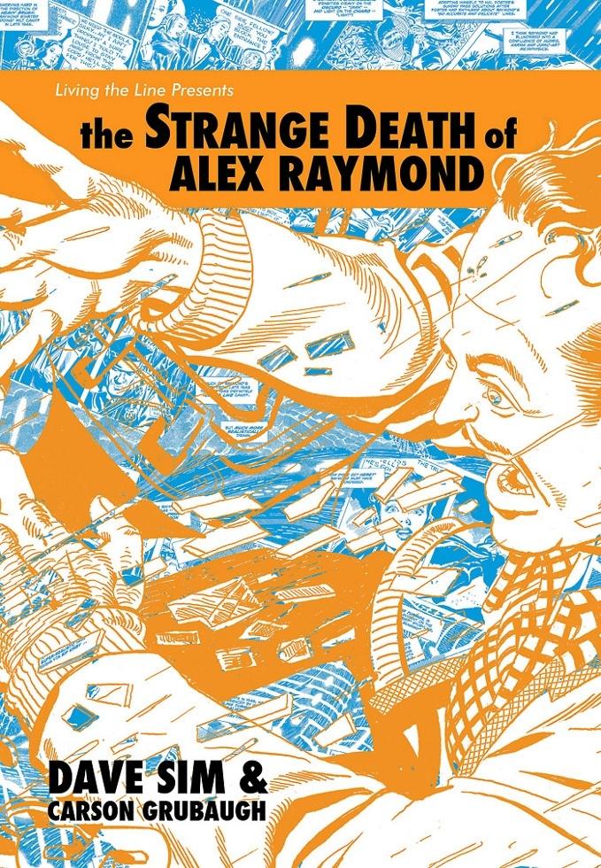The Strange Death of Alex Raymond