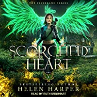 Scorched Heart (The Firebrand Series #4)