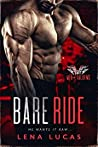 Bare Ride: An Age-Gap Possessive Alpha Romance (Men of Valor MC)