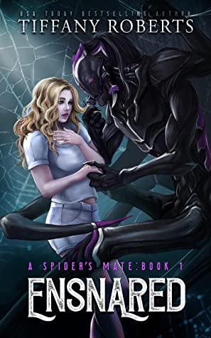Ensnared (The Spider's Mate, #1)