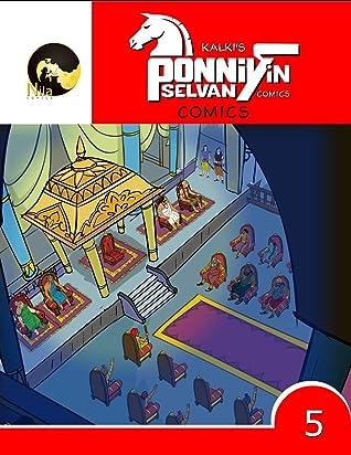 Kalki's Ponniyin Selvan Comics - Volume 5 (in ENGLISH)