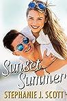 Sunset Summer (Love on Summer Break, #2)