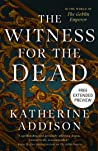 The Witness for the Dead Sneak Peek