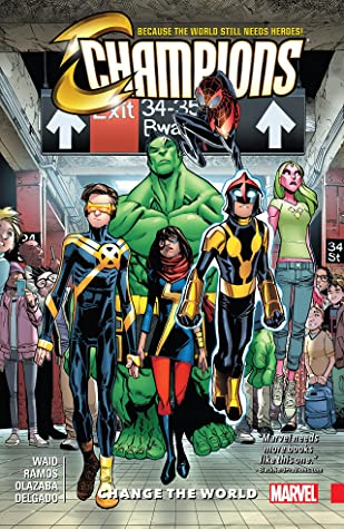 Champions, Vol. 1 by Mark Waid