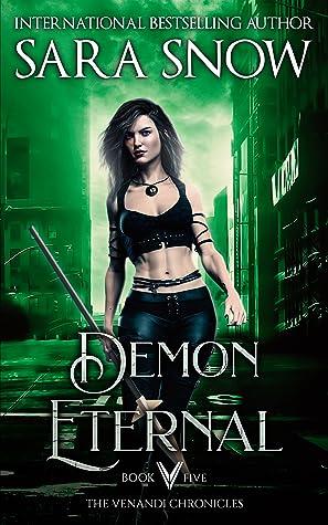 Demon Eternal (The Venandi Chronicles #5)