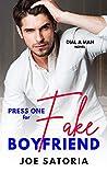 Press One for Fake Boyfriend (Dial a Man #1)