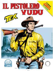 Tex n. 726: Il pistolero vudu