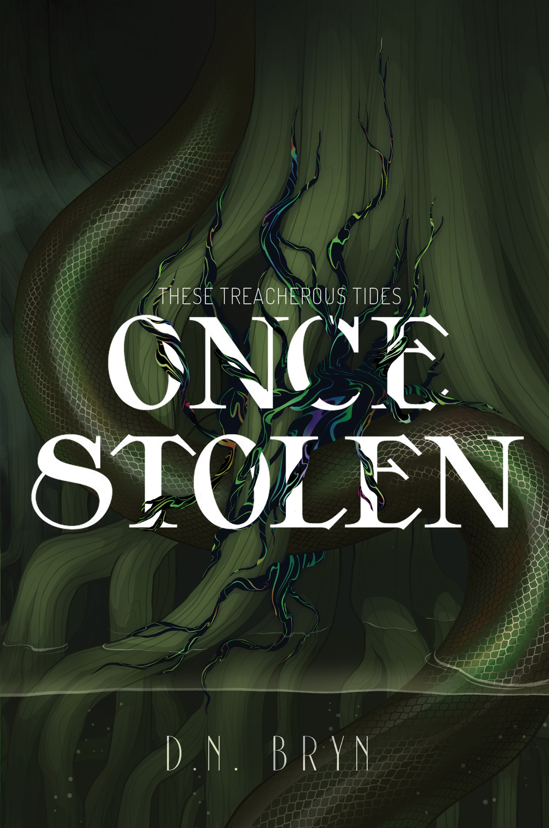 Once Stolen
