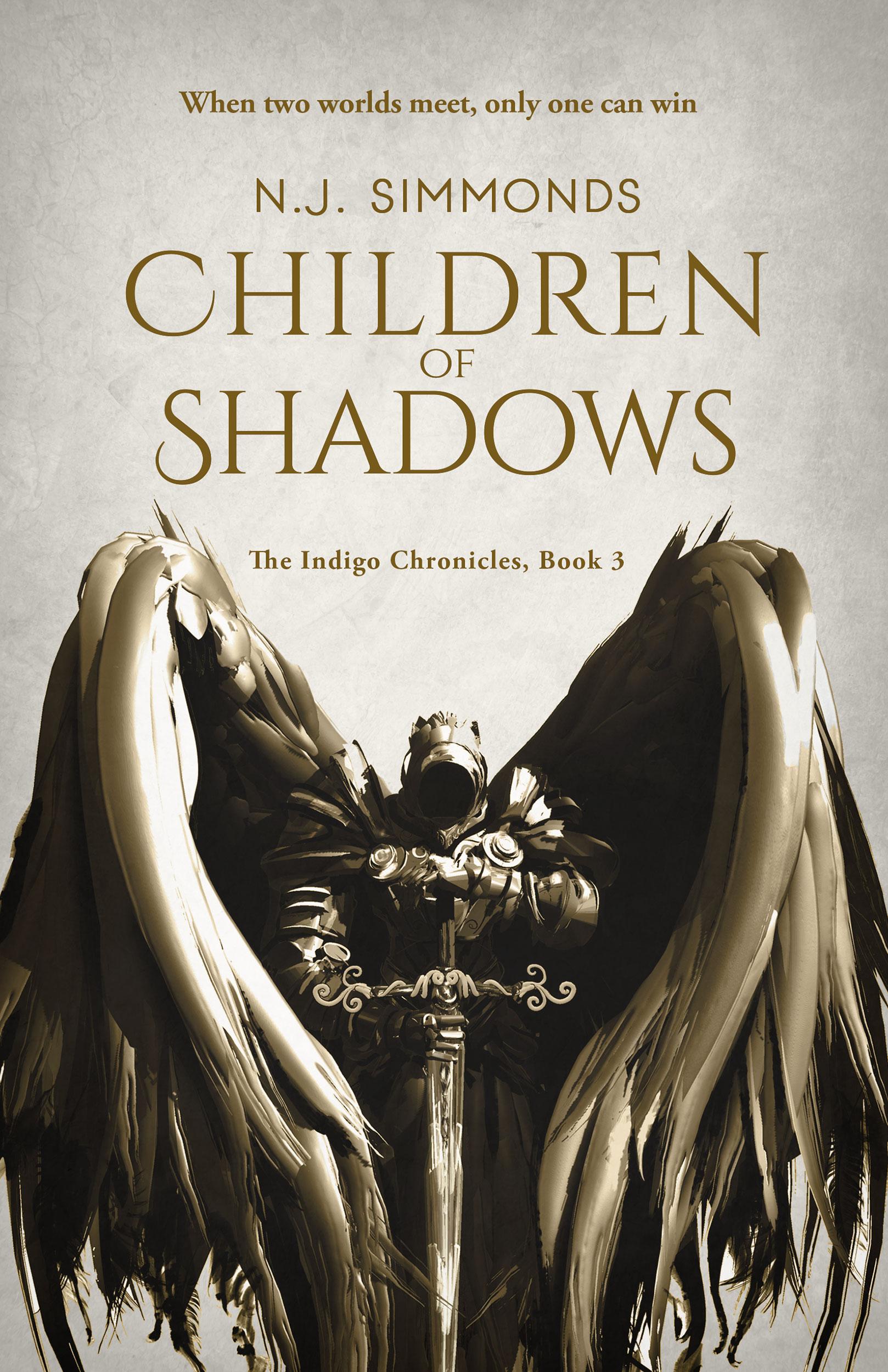 Children of Shadows by N.J. Simmonds
