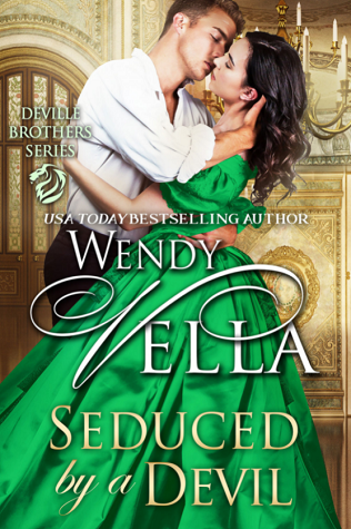Seduced by a Devil (The Deville Brothers, #1)