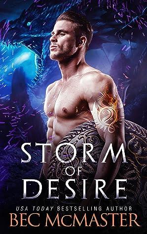 Storm of Desire (Legends of the Storm, #2)
