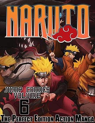 The Perfect Edition Action Manga Naruto jump comics: Complete Series Naruto Volume 6