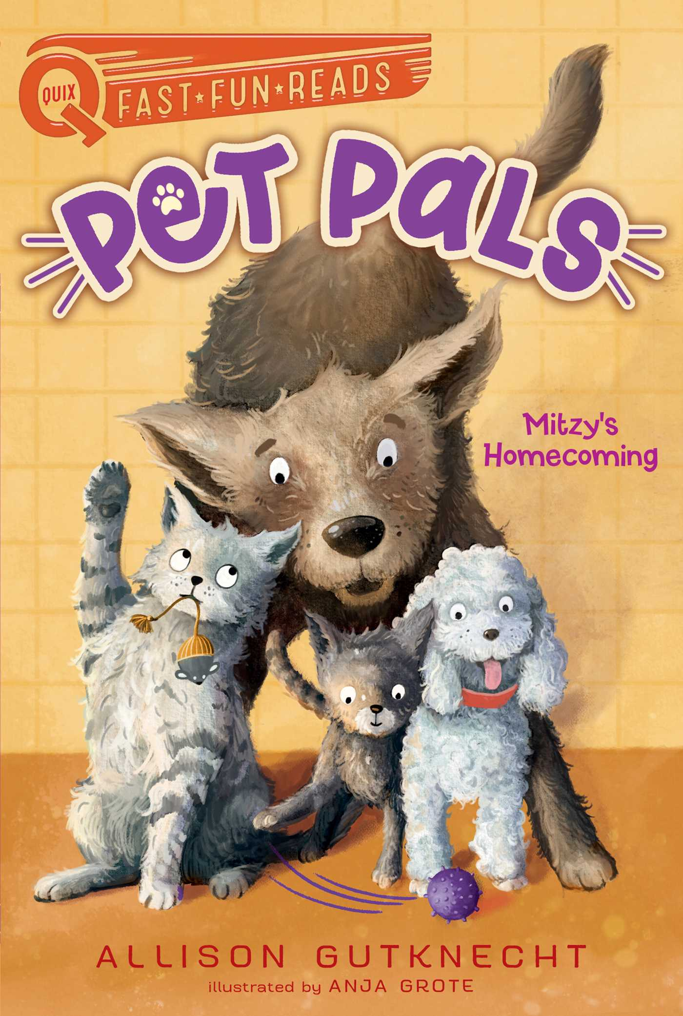 Mitzy's Homecoming by Allison Gutknecht