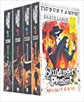 Skulduggery Pleasant Series 10-13 & World Book Day Collection 5 Books