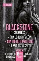 Blackstone Series 1-3  (Italian Edition)