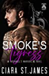 Smoke's Tigress (Dublin Falls' Archangel's Warriors MC Book 10)