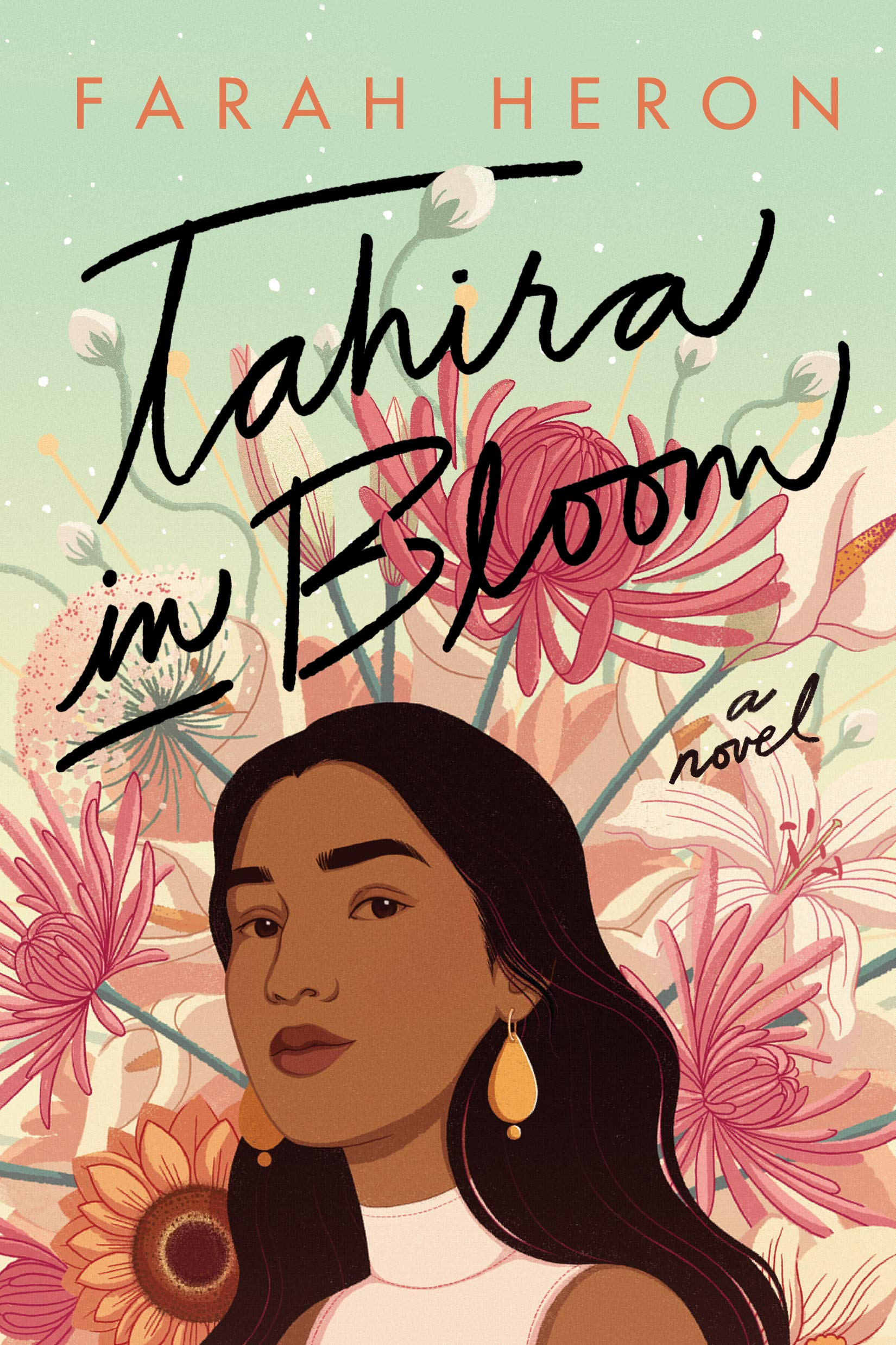 Book cover for Tahira in Bloom
