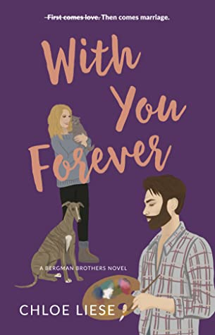 With You Forever (Bergman Brothers, #4)
