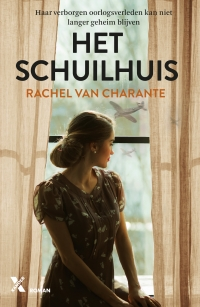 Het Schuilhuis van Rachel van Charante: Een auteur om in de gaten te houden
