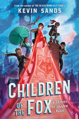 Children of the Fox (Thieves of Shadow, #1)