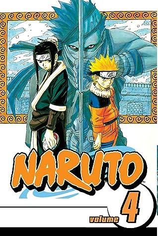 Naruto: Manga volume 4 -6