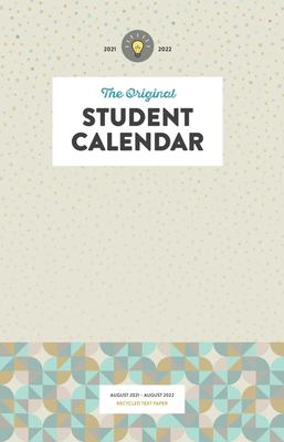 Calendar Books 2022.The Original Student Calendar 2021 2022 By Julian Ross