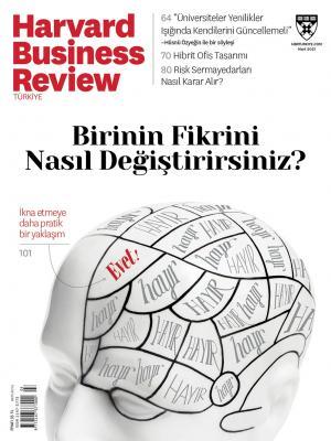 HBR Türkiye - Mart 2021