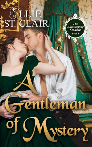 A Gentleman of Mystery (The Bluestocking Scandals, #8)