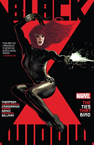 Black Widow by Kelly Thompson, Vol. 1: The Ties That Bind
