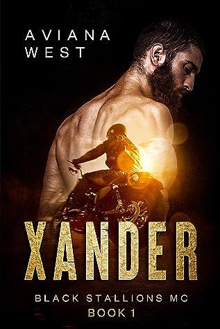 Xander (The Black Stallions MC, Book 1)