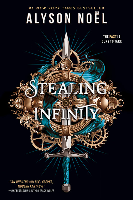 Stealing Infinity (Stolen Beauty, #1)