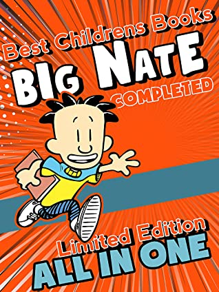 Best Childrens Books Big Nate Completed Limited Edition: Big Nate All in One Edition