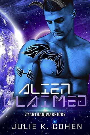 Alien Claimed (Zyanthan Warriors #1)