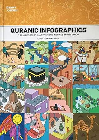 Quranic Infographics: A Collection of Illustrations Inspired By The Quran