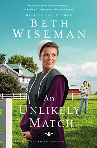 An Unlikely Match (Amish Inn #2)