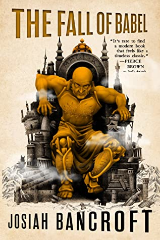 The Fall of Babel (The Books of Babel, #4)