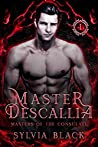 Descallia: Dark Vampire Romance (Masters of the Consulate Book 1)