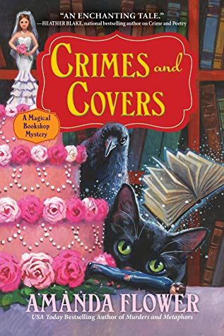 Crimes and Covers (Magical Bookshop, #5)
