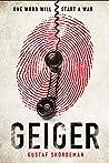 Geiger: The most gripping thriller debut since I AM PILGRIM