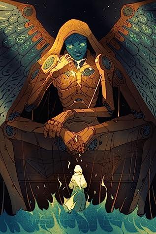The Angel of Khan el-Khalili (Dead Djinn Universe, #0.2)