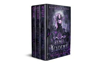 Rebel Academy by Rosemary A. Johns