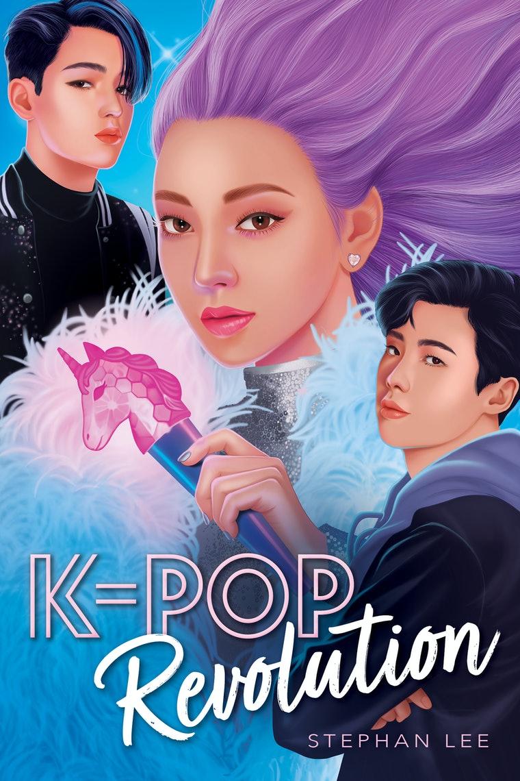 K-Pop Revolution (K-pop Confidential, #2)