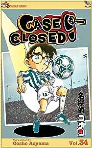 Case Closed - Gosho Aoyama - Vol.34