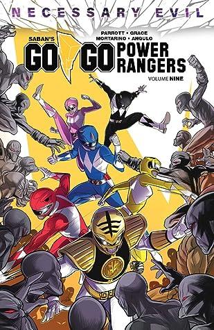 Saban's Go Go Power Rangers, Vol. 9
