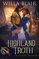 Highland Troth (Highland Talents)