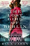 The Lost Girl of Berlin (Daughters of New York, #2)