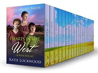 Hearts in the West: Historical Western Romance 20 Book Box Set